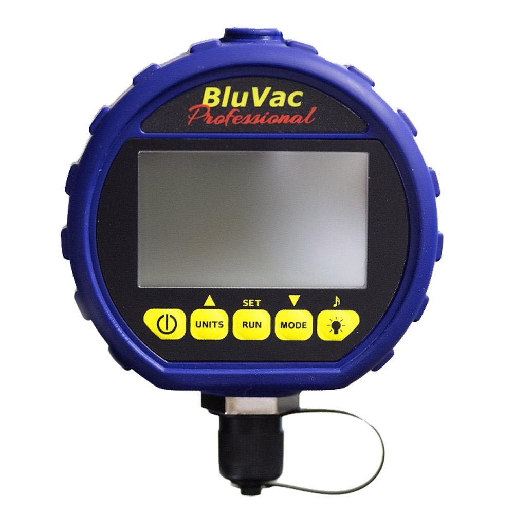 BluVac Professional Digital Vacuum Gauge